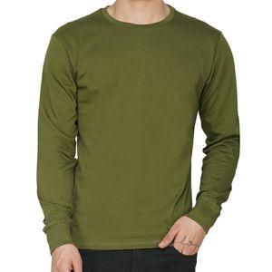 Patagonia Mens Base Layer Long Sleeve Top Green